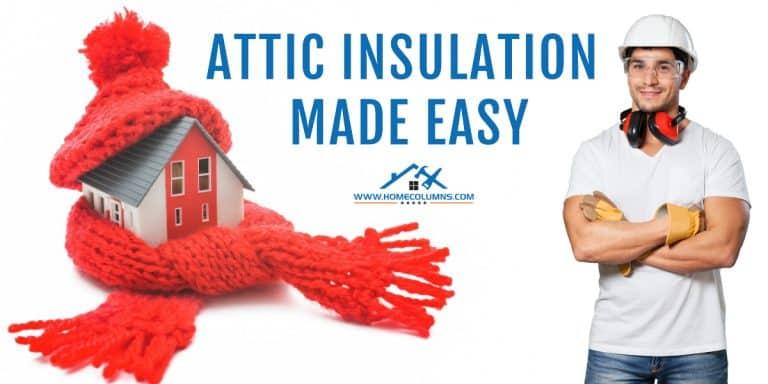 best DIY attic insulation