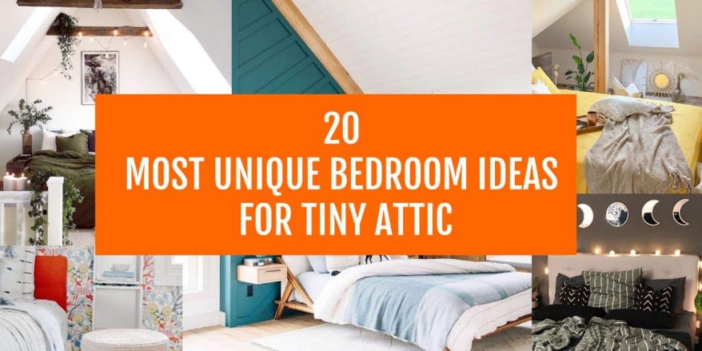 best attic bedroom ideas