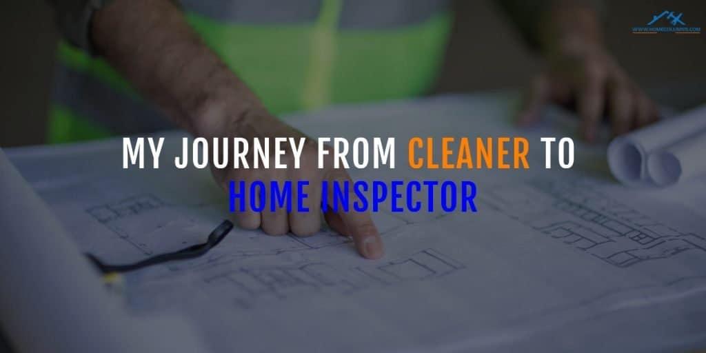 home inspector career