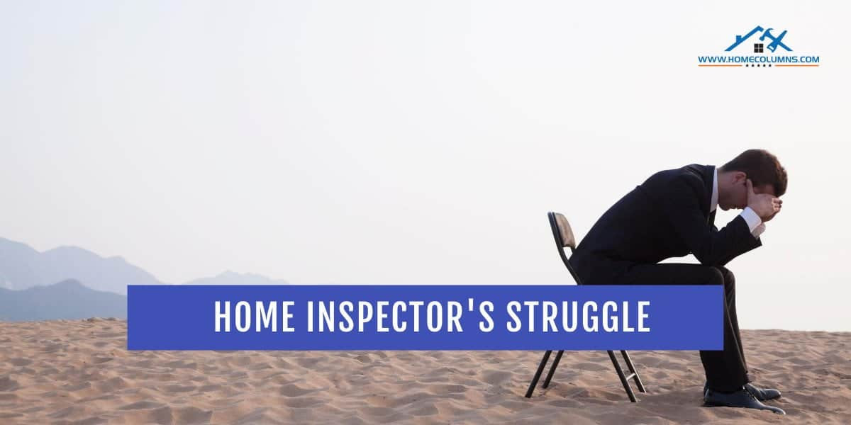 how hard is becoming a home inspector