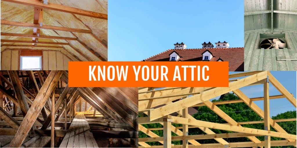 know your attic
