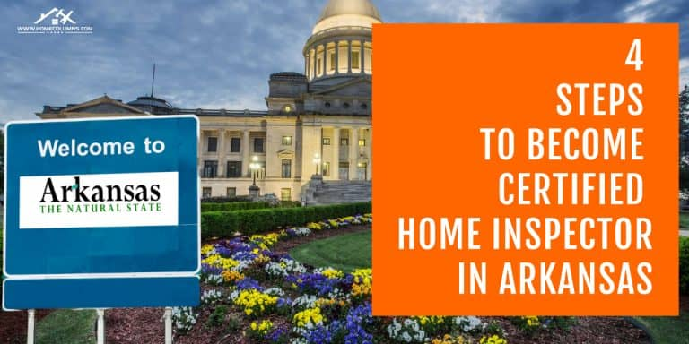 how to become a home inspector in arkansas