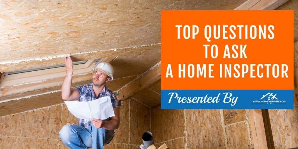 questions to ask home inspector