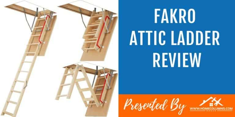 fakro attic ladder review