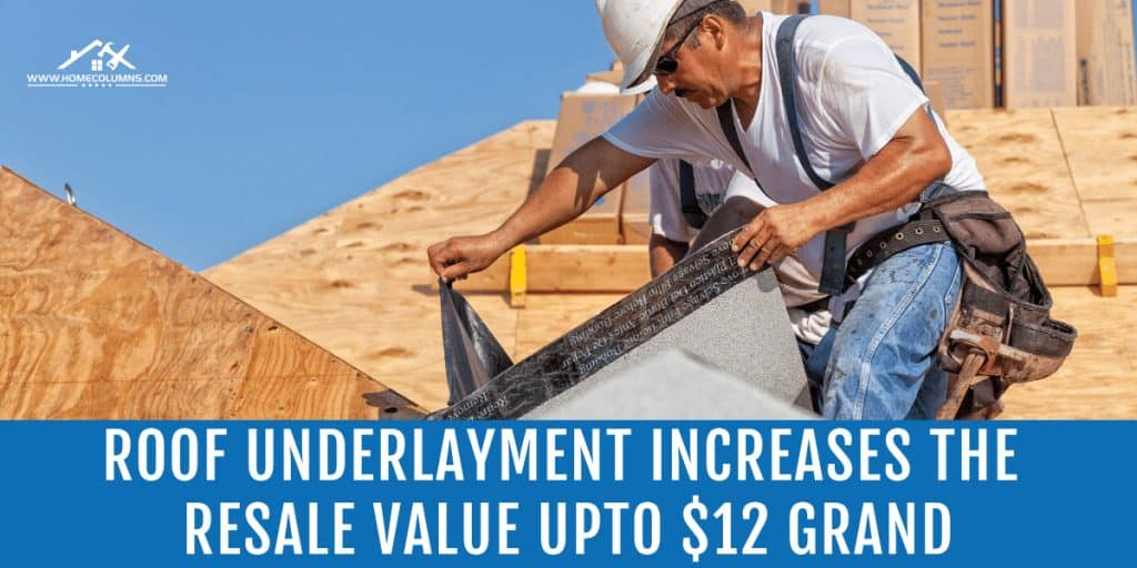 roof underlayment types