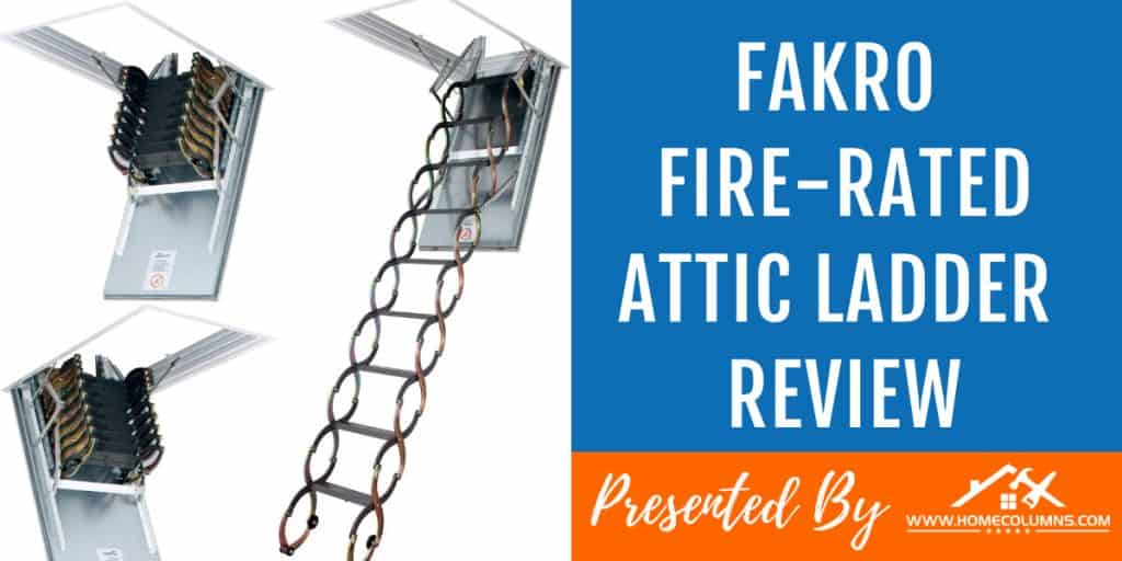 best fire rated attic ladder review