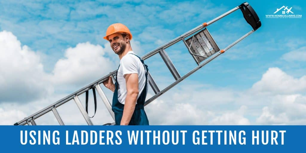 what size ladder for 2 story house